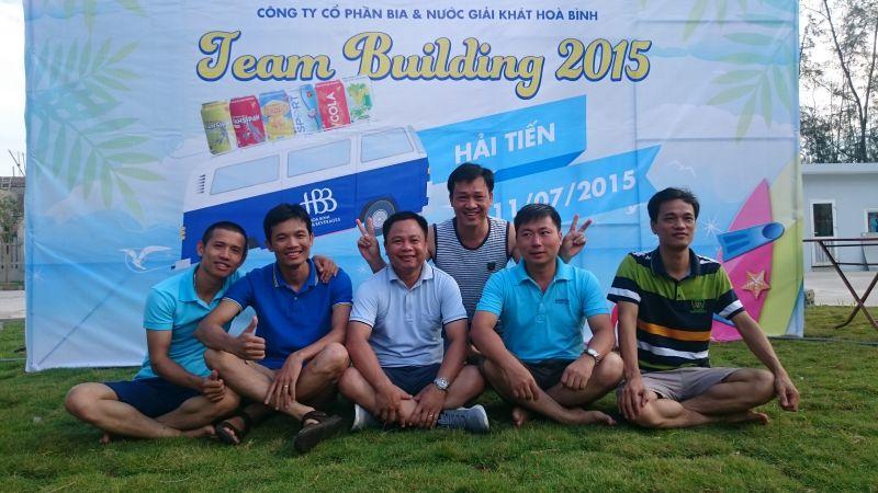 Team Building Sầm Sơn - Hải Tiến 2015