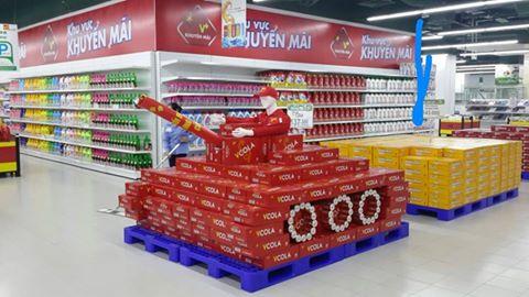 """Tầm vóc doanh nghiệp Việt muốn """"nghênh chiến"""" Coca-Cola, Pepsi"""