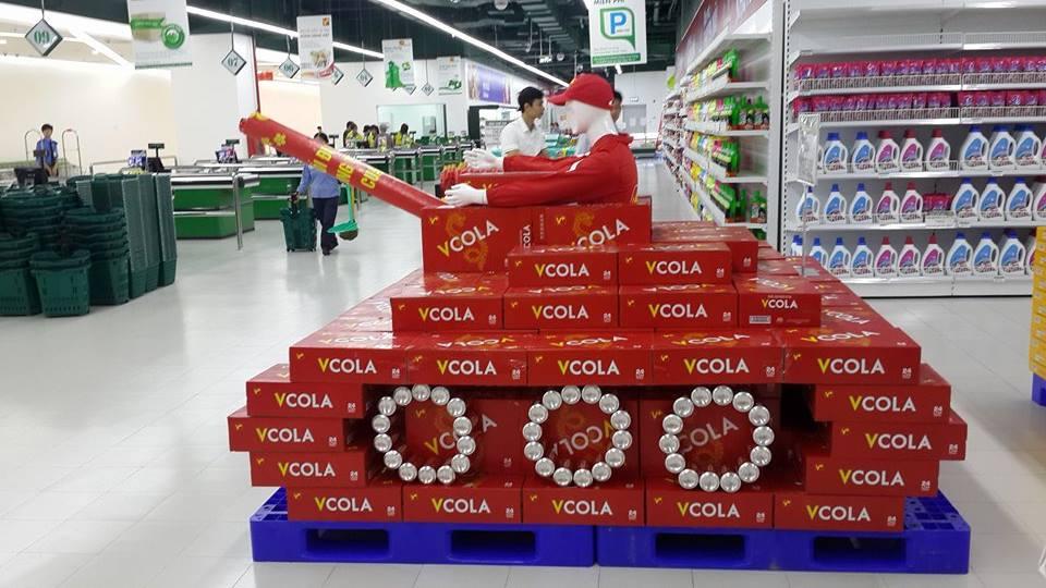 """""""Đột nhập"""" nhà máy sản xuất nước ngọt có gas đầu tiên của Việt Nam"""
