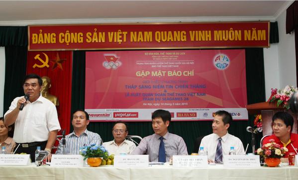 Tập đoàn Hòa Bình thưởng lớn cho VĐV giành HCV SEA Games 28