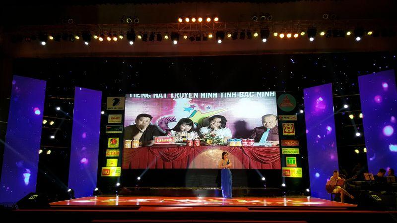 Liên hoan tiếng hát truyền hình Bắc Ninh 2015