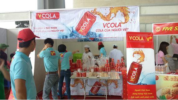 Vcola-Kết nối dòng máu Việt